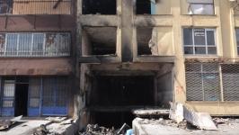 Altındağ'da yangın: 5 işçi öldü, 12'si yaralandı