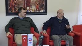 """Ankaralı usta spor yazarı Metin Gören: """"Ankara'da spor yazarlığı yok oldu"""""""
