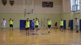 İnek Bayramı öncesi SBF'de basketbol turnuvası