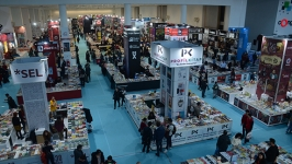 Ankara Kitap Fuarı'na sağlık ve güvenlik kaygısının gölgesi düşüyor