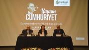Cumhuriyet Bayramı öncesi gazetecilerden 96. yıl paneli