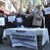 Gazetecilerden tutuklu meslektaşlarına yüzlerce kart
