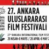 Ankara Uluslararası Film Festivali başlıyor