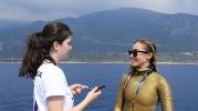 """Şampiyon olan milli sporcu Şahika Ercümen: """"Devamı gelecek"""""""