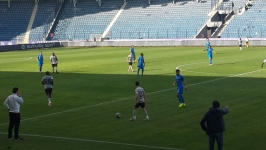 Osmanlıspor play-off'u garantiledi