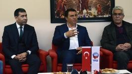 Ankaragücü teknik direktörü Kaplan: Fenerbahçe maçından iyi skorla ayrılacağımıza inancımız tam