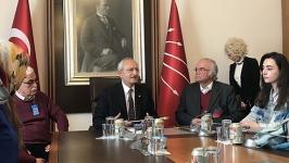 """(CHP lideri gençlerle buluştu -3/Son) """"Güçlerin tekliği üzerine bir düzen var"""""""