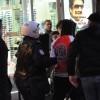 Kızılay'da lise öğrencilerine polis müdahalesi
