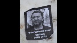 Gazeteci Nuh Köklü Ankara'da toprağa verildi
