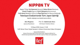 Televizyon endüstrisinde Türk-Japon işbirliği İLEF'te konuşulacak