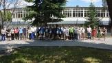 İLEF'te 52'nci dönem mezunlarına temsili mezuniyet töreni
