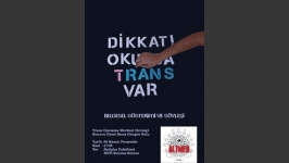 """""""Dikkat! Okulda Trans Var"""" İLEF'te"""