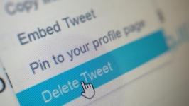 Twitter'ın Politwoops'u engellemesine tepki
