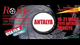 Uluslararası 7. ROFIFE kısa film festivali Mart ayında başlıyor