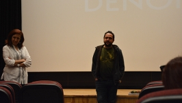"""Ödüllü Yönetmen Matin: """"Filmi dağıtıma sokmak ülkemizde bir hayli zor"""""""