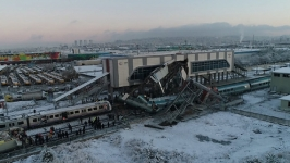 Yine tren kazası: 9 kişi hayatını kaybetti… Prof. Dr. Albayrak da aralarında