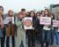 """Sakaryalı kadınlar, """"İstanbul Sözleşmesi uygulansın"""" demek için sokaktaydı"""