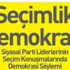 İLEF'te Seçimlik Demokrasi Paneli