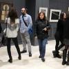 """""""Tedirgin-I"""" sergisi Goethe'de ziyarete açıldı"""