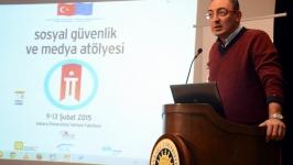 CNN Türk Yapımcısı Cem Seymen, İLEF'teydi