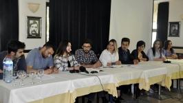 SBF öğrencileri, Soma için hazırladıkları raporu sundu