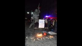 Soma'da ölen madenciler Ankara'da anılıyor