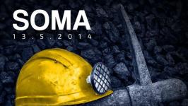 Soma katliamında yaşamını yitirenler unutulmadı