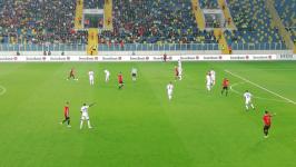 Denizlispor Ankara'da galip