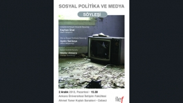 Sosyal Politika ve Medya İLEF'te tartışılacak