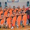 İLEF Basketbol Takımı dolu dizgin