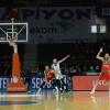 Türk Telekom'dan play-off yolunda önemli galibiyet