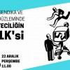 TGS Ankara Öğrenci Komisyonu'nun ilk etkinliği İLEF'te