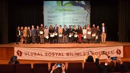 15. Ulusal Sosyal Bilimler Kongresi başladı